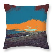Wilderness Throw Pillow
