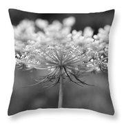 Wildflower II Throw Pillow