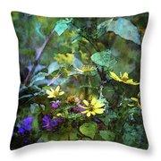 Wildflower Impression 4859 Idp_2 Throw Pillow