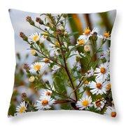 Wildflower,  Throw Pillow