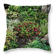 Wildflower  V20 Throw Pillow