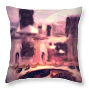 Wilkes Barre Pennsylvania Throw Pillow
