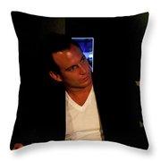 Will Arnett Throw Pillow