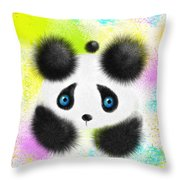 Will I Fit In Throw Pillow