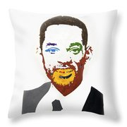Will Smith Throw Pillow