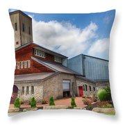 Willett Distillery Throw Pillow