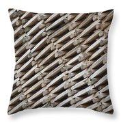 Willows Throw Pillow