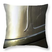 Willys Throw Pillow