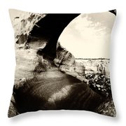Wilson Arch No 2a Throw Pillow