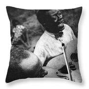 Wilson Jones, 1934 Throw Pillow by Granger