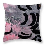 Wind And Sea Throw Pillow