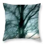 Windiness Throw Pillow