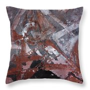Winding Tower  Throw Pillow