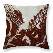 Window - Tile Throw Pillow