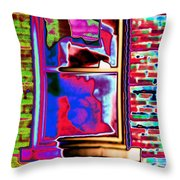 Window 1 Throw Pillow