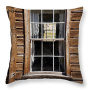 Window In A Window Throw Pillow