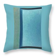 Window Of Light  Throw Pillow