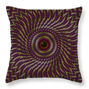 Window Of The Soul- Throw Pillow