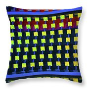 Window  Tempe Center For The Arts Throw Pillow