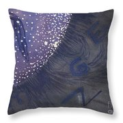 Window To The Core Throw Pillow