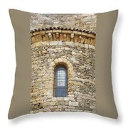 Window Uno - Italy Throw Pillow