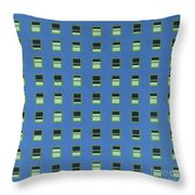 Windows 2 Throw Pillow