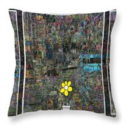 Windows 8  Throw Pillow