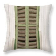 Windows Of The World 1 Throw Pillow