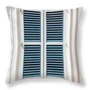 Windows Of The World 10 Throw Pillow