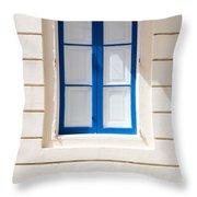 Windows Of The World 6 Throw Pillow