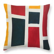 Windows  Throw Pillow