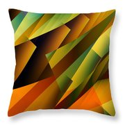 Windows On The Soul Throw Pillow