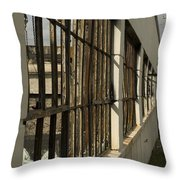 Window's Pain 5 Throw Pillow
