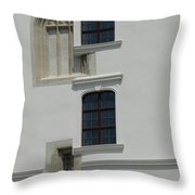 Windows Pick Throw Pillow