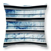Windows Viii Throw Pillow