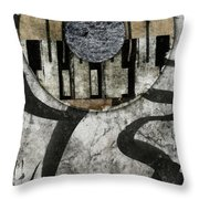 Windriver Collage Throw Pillow