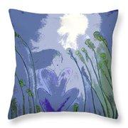 Windsitter Mystical Breeze Throw Pillow