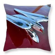 Windsor Deluxe Hood Ornament Throw Pillow
