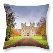 Windsor Warmer Throw Pillow