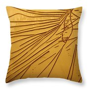 Windswept - Tile Throw Pillow