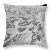 Windswept 3 Throw Pillow