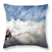 Windwalker Throw Pillow