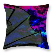 Windy 2 Throw Pillow