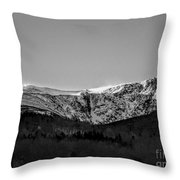 Windy Ridge Throw Pillow