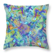 Wings IIi Large Image Throw Pillow