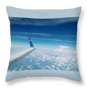 Wingtip Throw Pillow