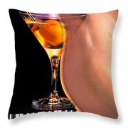 Winning Notes Throw Pillow
