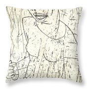 Wino Throw Pillow