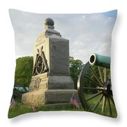 Winslow's Battery Throw Pillow