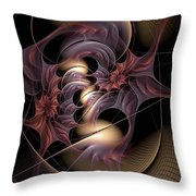 Winsome Translation Throw Pillow